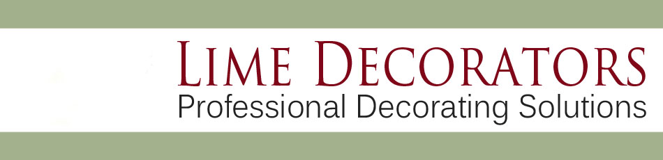 Lime Decorators, professional decorating solutions Coalville, Leicester